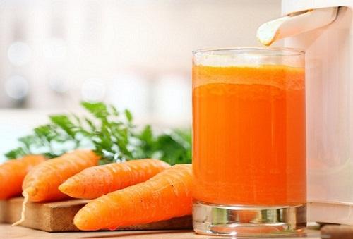 Морковный сок и артериальное давление