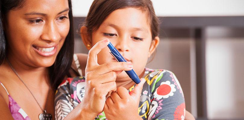 Сахарного диабета у детей – симптомы, симптомы, лечение