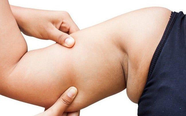 14 шагов похудения в руках за 3 дня (упражнения и здоровое питание)