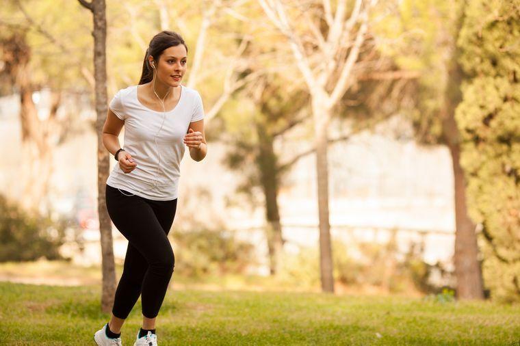 Делает ли бег по утрам вас толстым? Советы, чтобы не толстеть