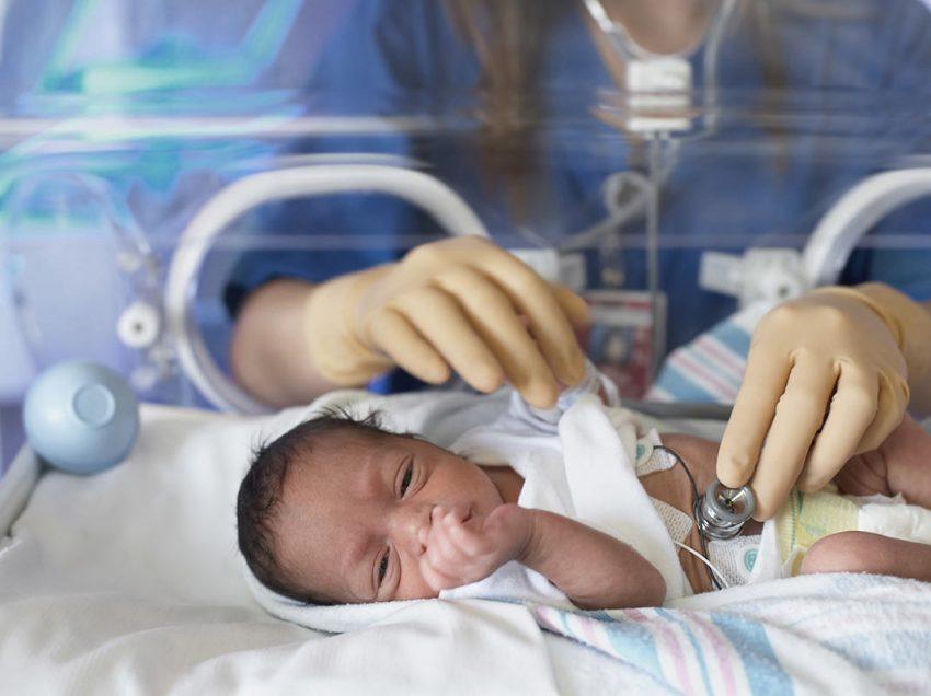 3 основные проблемы с почками у недоношенных детей