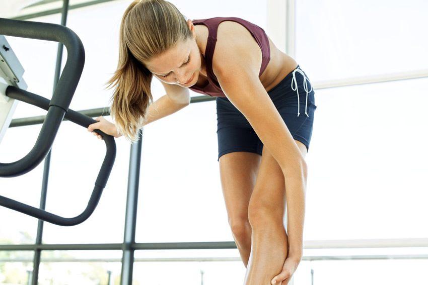 Как избавиться от боли в мышцах после тренировки естественно
