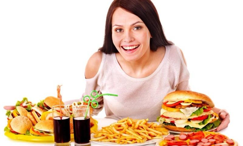 мечта каждой женщины! Как есть много и не толстеть?