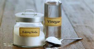 vinegar and baking soda side effect