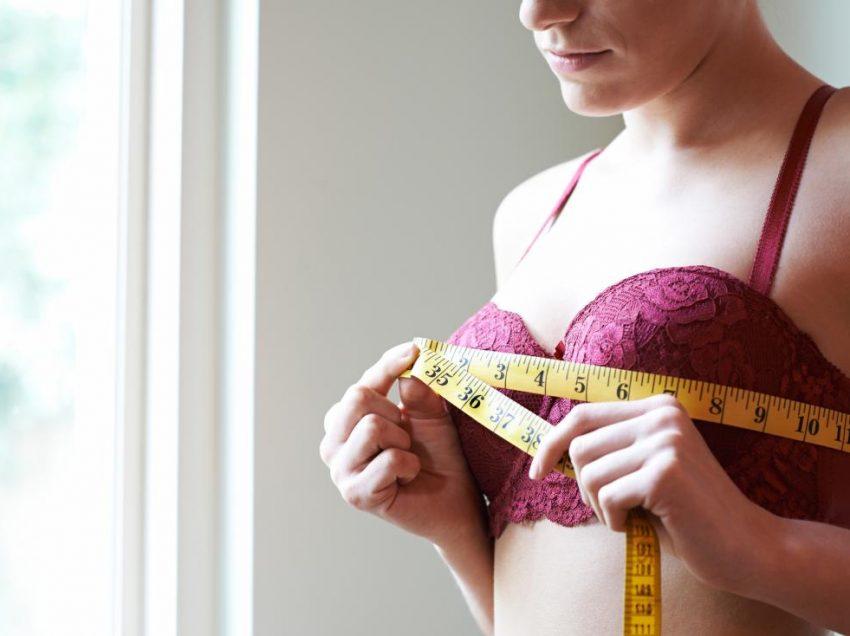 Может ли потеря веса уменьшить размер женской груди?
