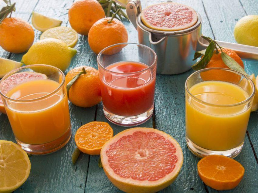 4 фруктовых сока, которые вызывают диабет