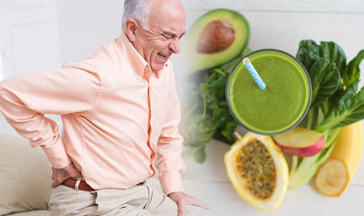 Как преодолеть боль в спине фруктовыми соками- и вкусно и полезно!