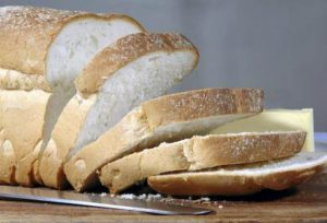 side effect of white bread