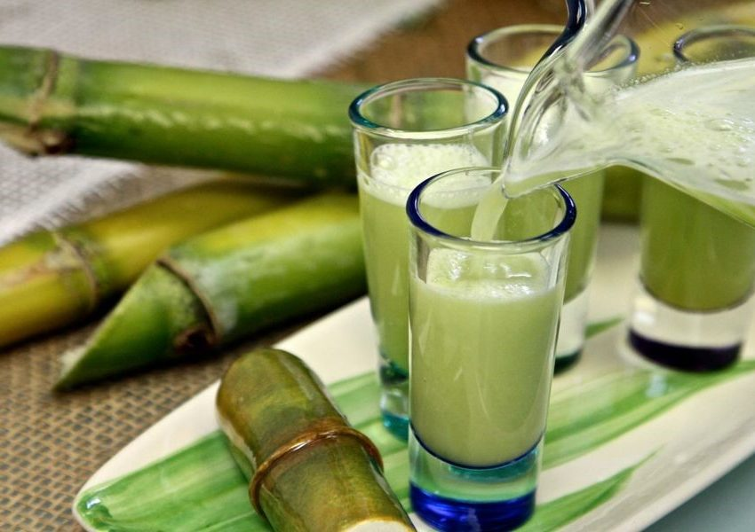 Как использовать сок сахарного тростника во время лихорадки Денге