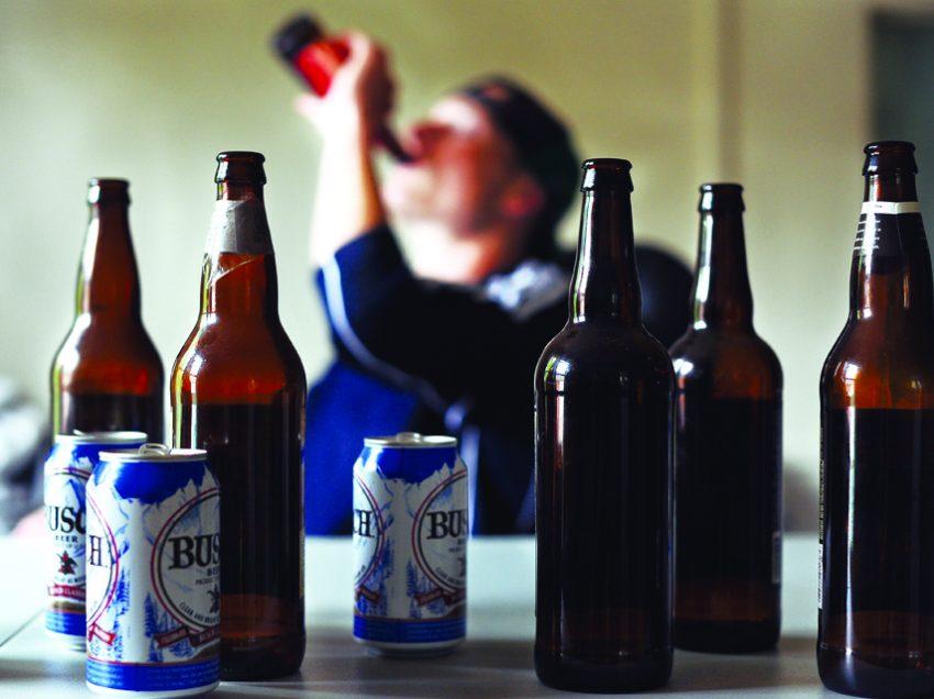 4 распространенных типа алкоголизма