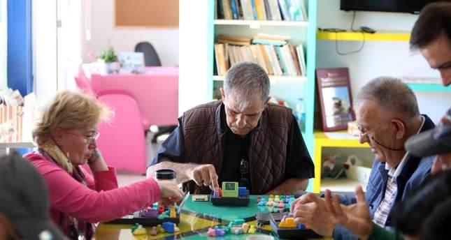 elderly games