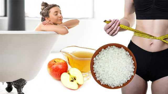 8 натуральных ингредиентов для детоксикации организма при купании