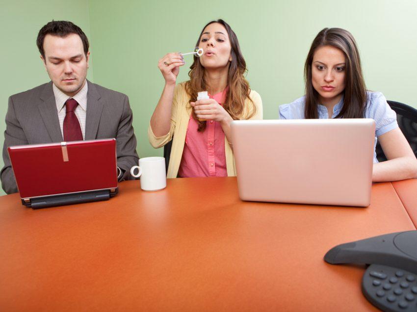 14 правил офисного этикета для новых работников