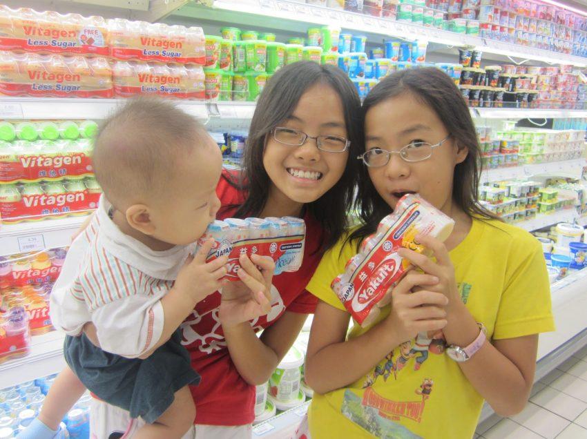Польза якульта для малышей- безопасный пробиотический напиток