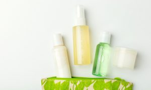 skin care with paraben