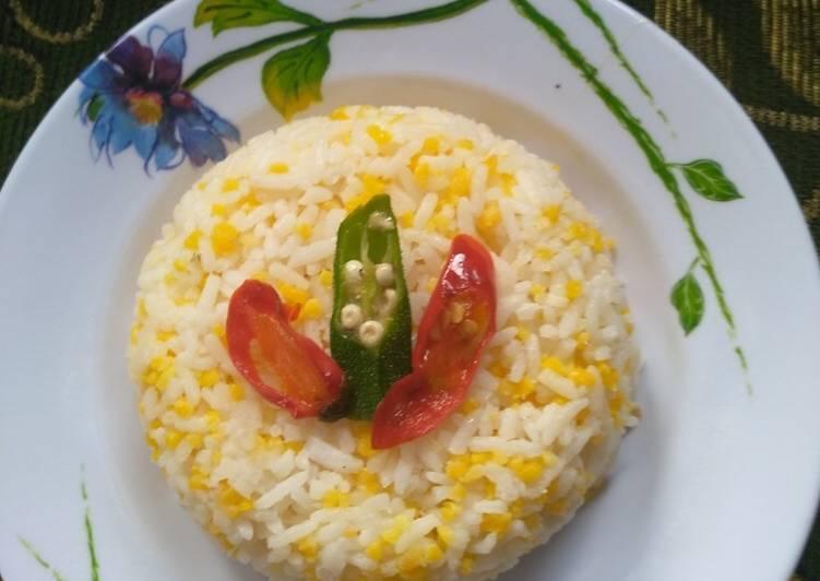 7 полезных преимуществ кукурузного риса во время диеты