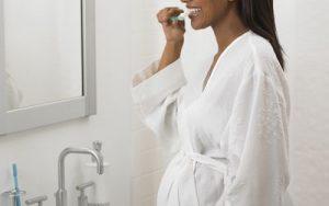 oral hygiene affects fertility
