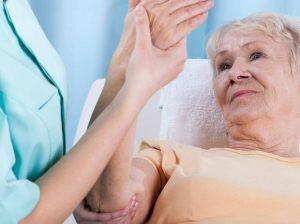 osteoporosis on older women