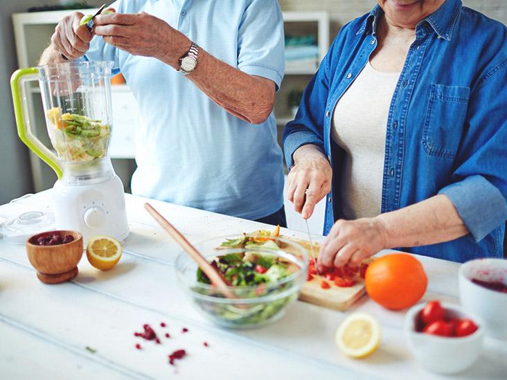 9 лучших продуктов для пожилых людей, чтобы оставаться здоровым