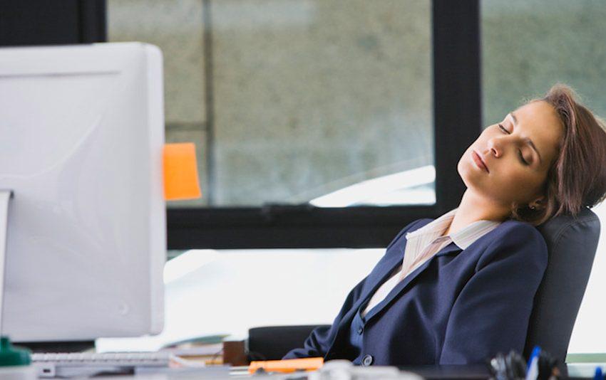 Как не чувствовать сонливости во время работы?
