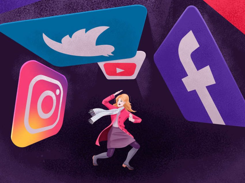 8 негативных последствий социальных сетей, которые влияют на здоровье вашего мозга
