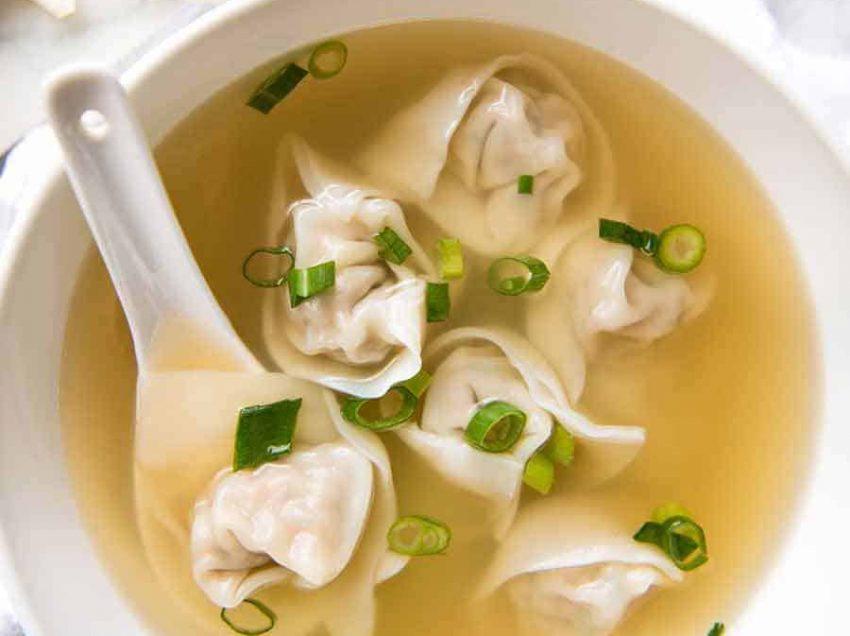 Полезен ли суп Вонтон, когда вы больны? Узнайте преимущества