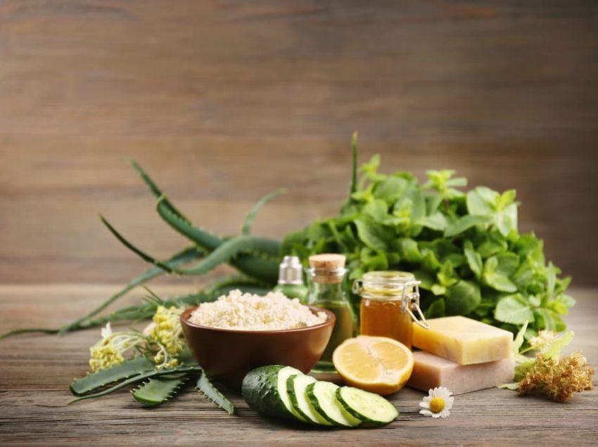 8 натуральных ингредиенты для сияющего и красивого лица